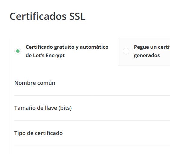 ¿Cómo solucionar el fallo del certificado de Let's Encrypt?